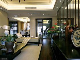 古典魅力 新中式风小别墅装修