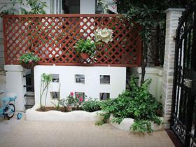 春意盎然 84平城市里的秘密花园