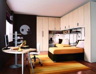 创意+色彩 13款炫丽儿童房设计