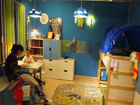 23款儿童房装修 让孩子快乐成长