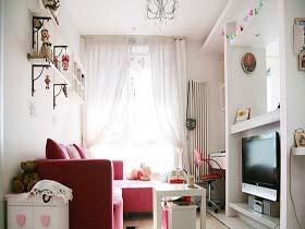 浪漫夢幻二居室 可愛MM的夢想家