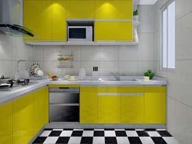 美丽煮妇看18款风格迥异的小户型厨房