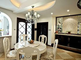 80后美女设计师 23W装150平欧式温馨的家