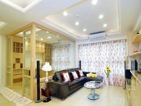 最強收納柜 現代簡約兩居室