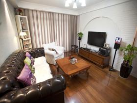 空间巧妙设计 新古典风格两室两厅