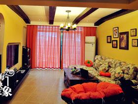 112平米大气禅意家 中式演绎东方气质家居