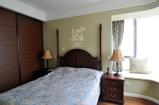 卧室装修效果图244