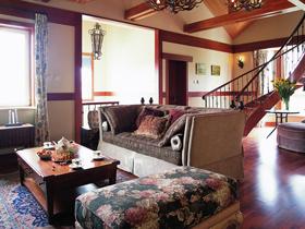 大氣實木打造古典家 異域風情別墅