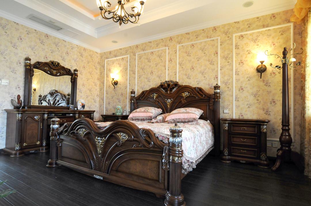 卧室装修效果图254