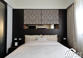 卧室装修效果图255