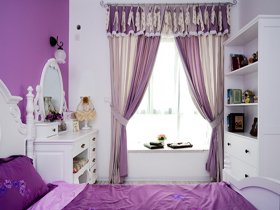 浪漫满屋 白色清新公寓