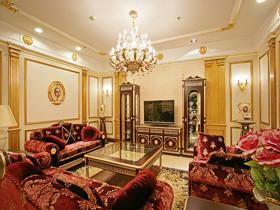 超奢華霸氣 古羅馬式別墅設計