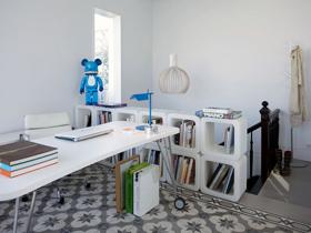 简约新古典 希腊白色公寓