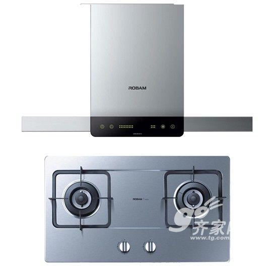 测评:高端生活品质 老板厨房电器两件套