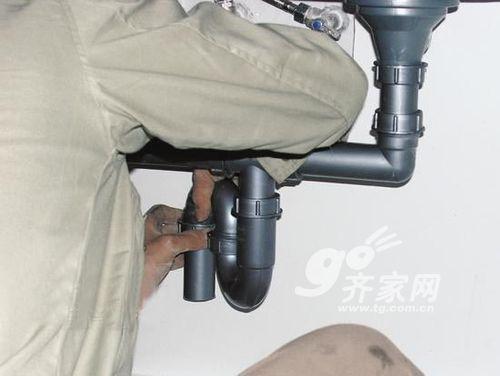 十步水槽安装步骤给您省下安装费(全文)