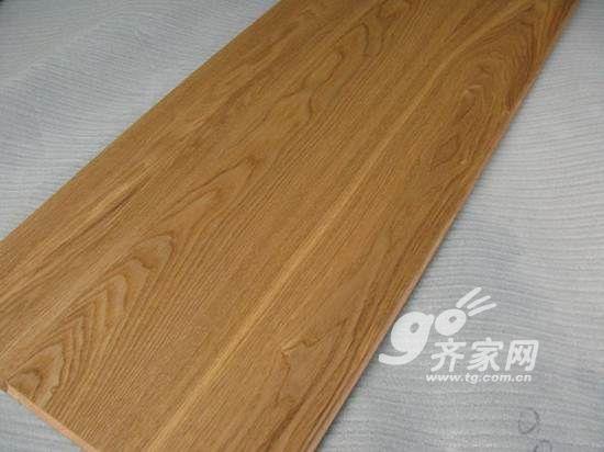 常见实木床材种分类——6,水曲柳床