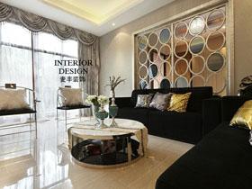 低調奢華美宅演繹新中式裝修風格