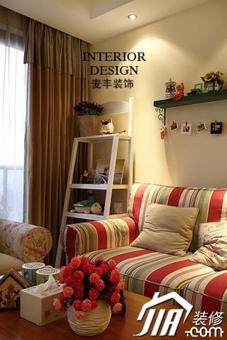 沙发装修效果图386