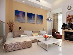 200平米裝修效果圖 四室兩廳陽光居