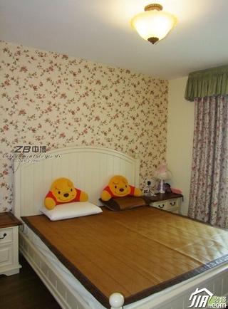 卧室装修效果图340