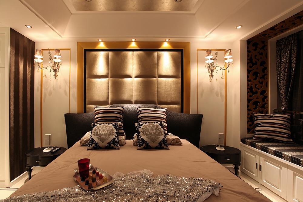 卧室装修效果图344