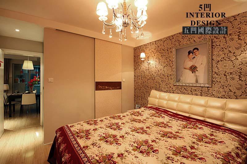 卧室装修效果图347