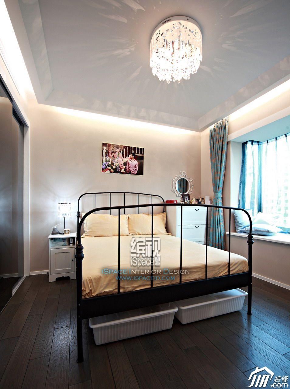 卧室装修效果图350