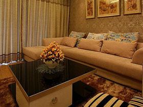 秋色华尔兹 90平新古典温馨居室