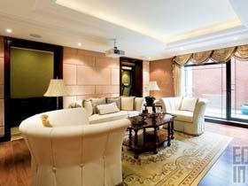 客廳顏值有救了 11個沙發背景墻裝飾畫圖片