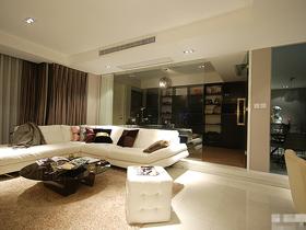 富裕型简欧三居室