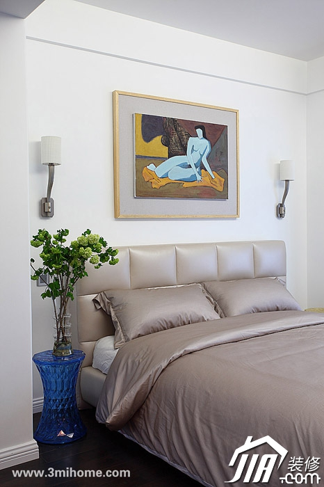 卧室装修效果图369