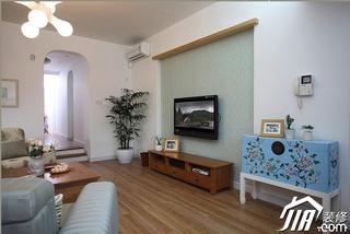 客厅装修效果图534