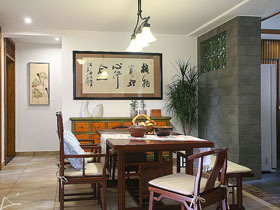 三米设计—古色古香 中式风格生活家