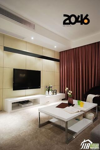 客厅装修效果图538