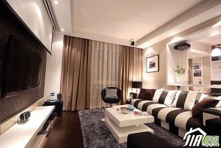 客厅装修效果图540