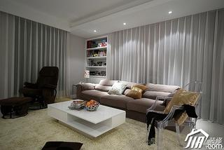 客厅装修效果图541