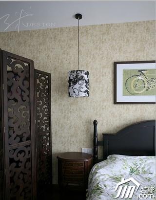卧室装修效果图388