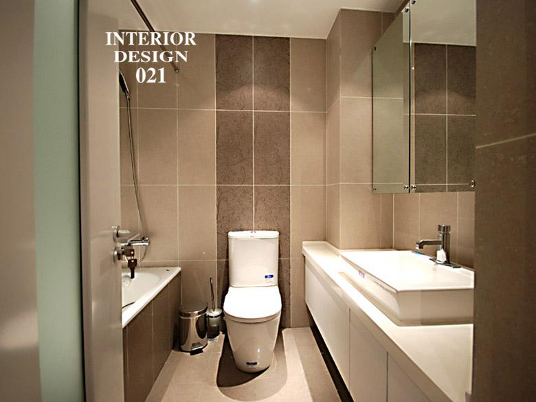 卫生间装修效果图123