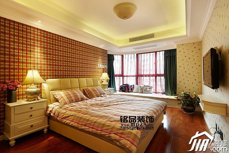 卧室装修效果图394