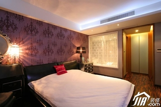 卧室装修效果图412