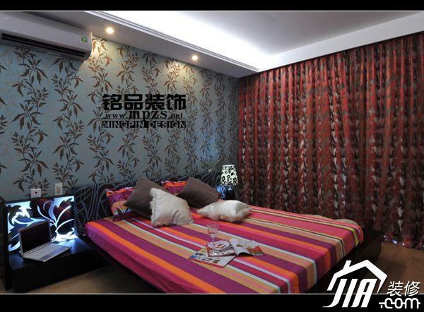 卧室装修效果图415