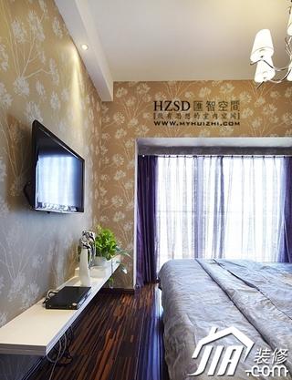 卧室装修效果图416