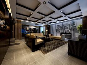 拋棄傳統中式 打造奢華歐中式別墅