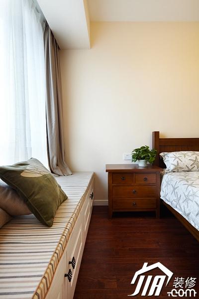 卧室装修效果图421
