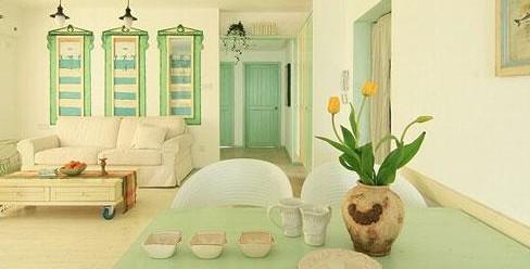 客厅不该忽视的风景 沙发背景墙