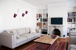 温暖质朴现代风 简约木作家居装饰
