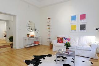 51平北欧风格 小资的单身公寓