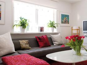 瑞典簡歐公寓 陽光滿溢閣樓