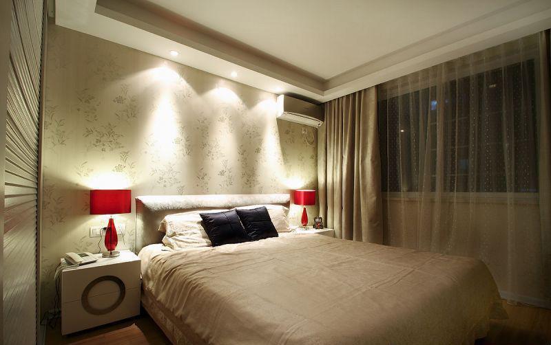 卧室装修效果图456