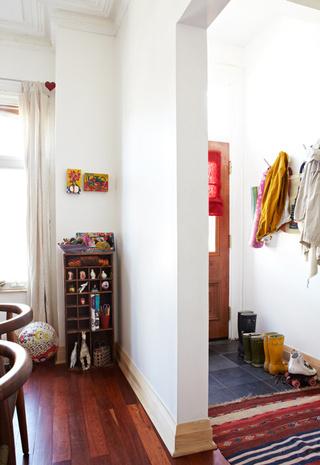 个性靓丽复式家 混搭风格公寓